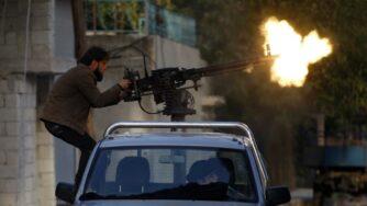 Ribelle in Siria (La Presse)