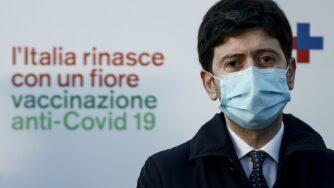 Roberto Speranza vaccini (La Presse)