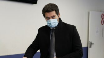 Andre Ventura (La Presse)