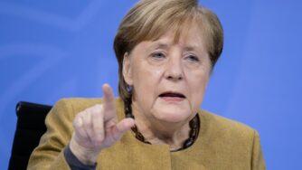 Angela Merkel Germania (Getty)