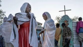 Cristiani in Etiopia (La Presse)
