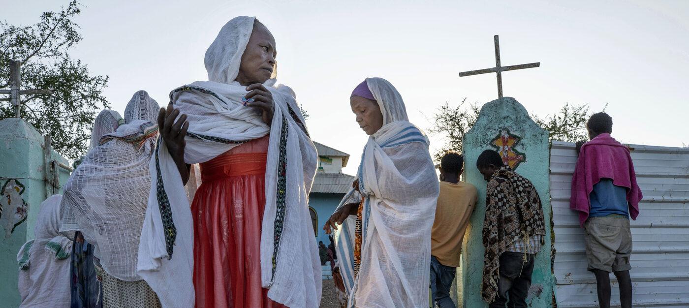 La Polonia difende i cristiani d'Etiopia