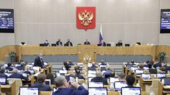 Duma di Stato, Russia (La Presse)