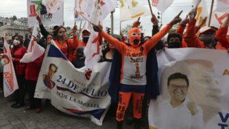 Elezioni in Ecuador (La Presse)
