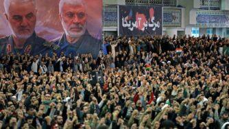 Iran folla (La Presse)