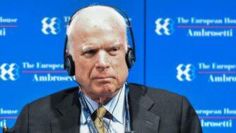John McCain La Presse