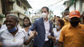 Juan Guaidó (La Presse)