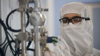 Coronavirus, laboratorio in Argentina (La Presse)
