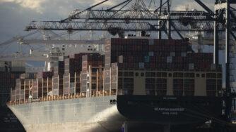 Nave cargo (La Presse)