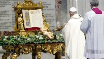 Papa Francesca Messa Epifania (La Presse)