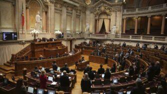 Parlamento Portogallo (La Presse)