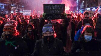Polonia, aborto proteste (Getty)