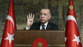 Turchia, Recep Tayyip Erdogan dialogo (La Presse)