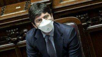 Roberto Speranza camera (La Presse)