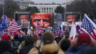 Supporter di Trump (La Presse)