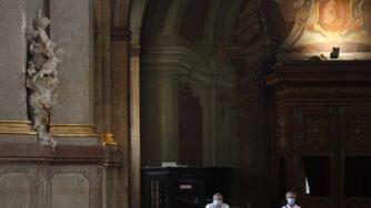 Chiesa in Repubblica Ceca (La Presse)
