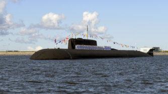 Sottomarino russo (La Presse)
