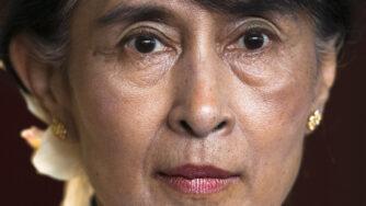 Aung San Suu Kyi (La Presse)
