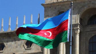Bandiera Azerbaijan (La Presse)