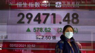 Borsa Asia (La Presse)