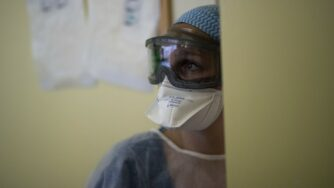 Coronavirus ospedale (La Presse)