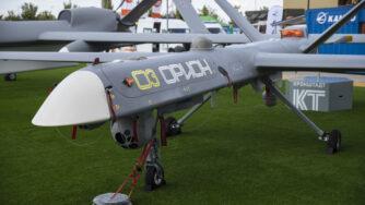Drone Russia (la Presse)