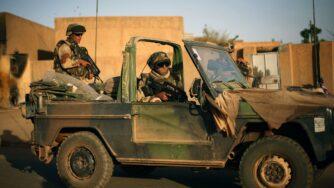 Francesi in Sahel (La Presse)