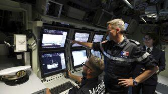 Francia, sottomarino classe Suffren (La Presse)