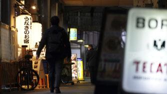 Giappone, emergenza Covid (La Presse)