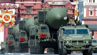 Missile balistico russo (La Presse)