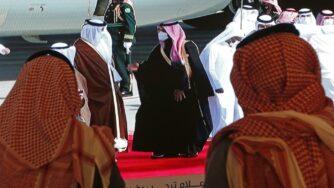 Mohammed bin Salman e Tamim bin Hamad Al Thani (La Presse)