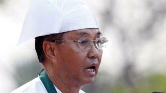 Myint Swe (la Presse)