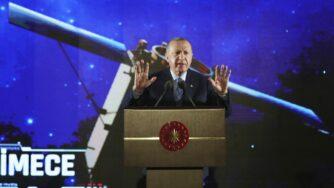 Turchia, programma spaziale (La Presse)