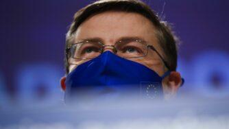 Valdis Dombrovskis (La Presse)