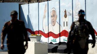 Visita di Papa Francesco in Iraq (La Presse)