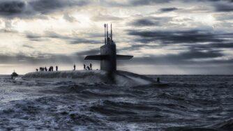 Sottomarino (Pixabay)