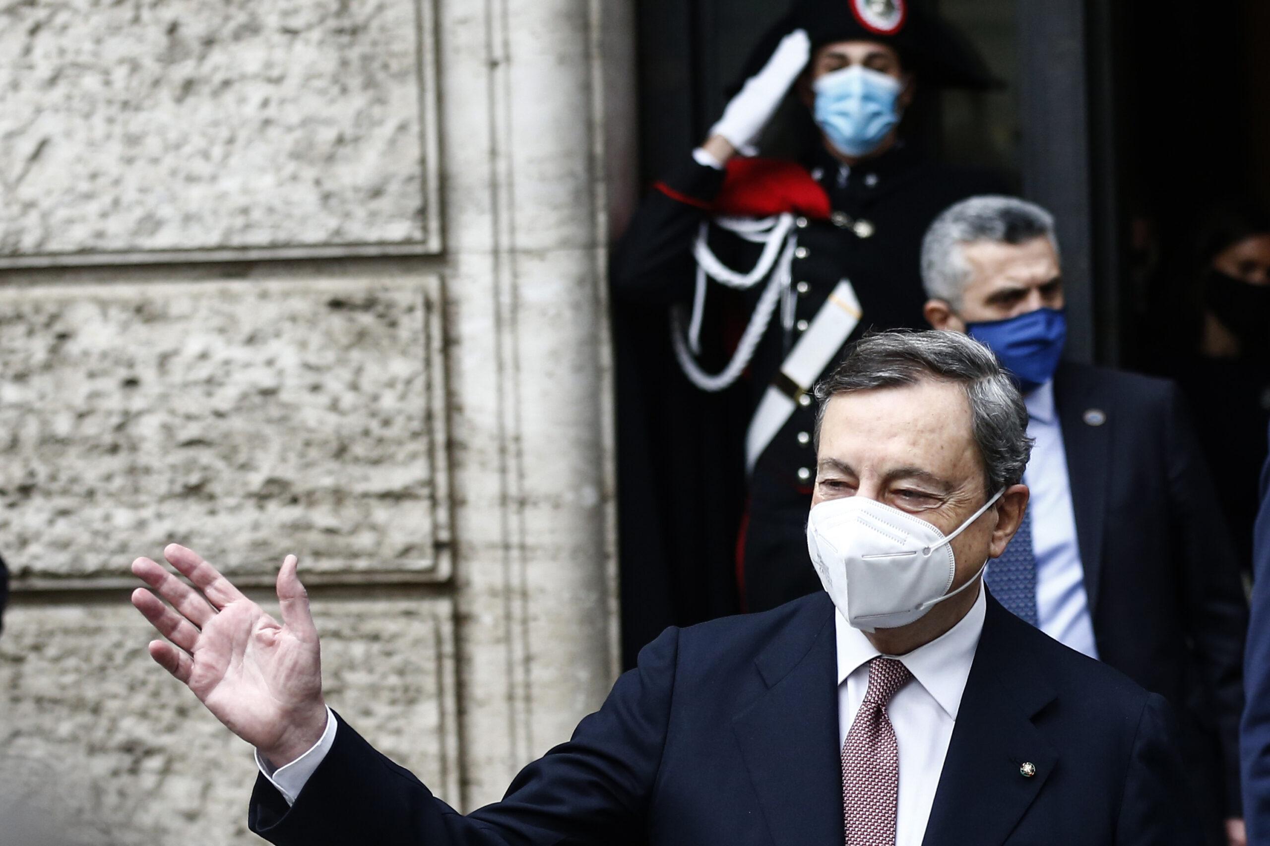 "Così Mario Draghi gestirà la ""sfida francese"""