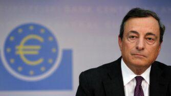 Mario Draghi Italia Grecia Kiriakos Mitsotakis