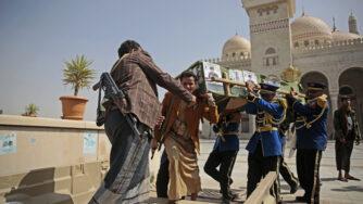 Guerra in Yemen (LaPresse)