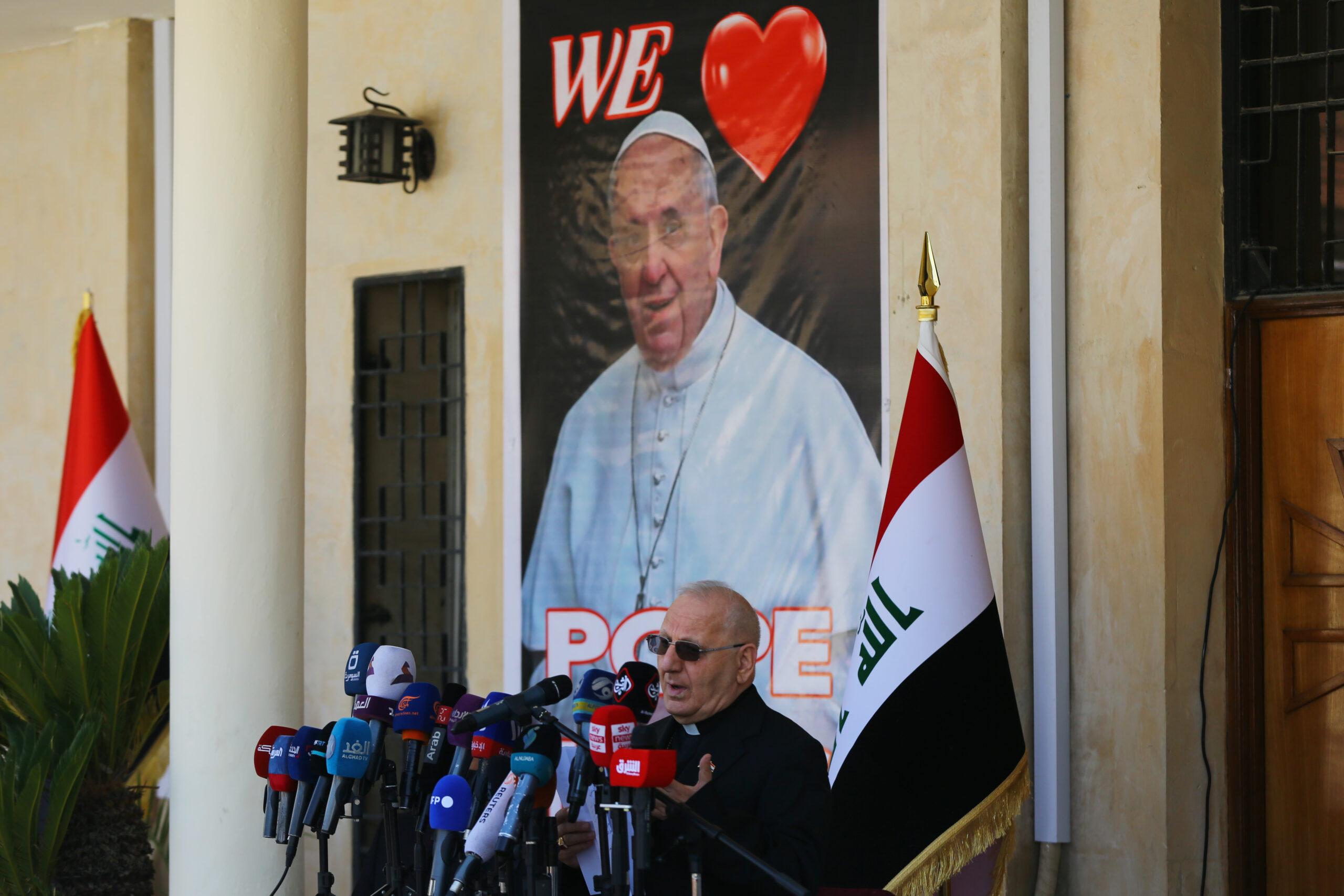 La sicurezza in Iraq a poche ore dall'arrivo di papa Francesco