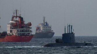 Israele, esercitazioni della Marina (La Presse)