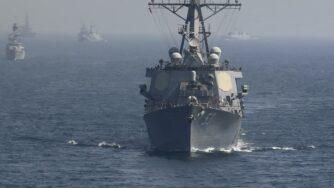Nave Marina americana (La Presse)
