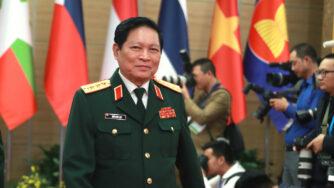 Ngo Xuan Lich, ministro della Difesa del Vietnam (La Presse)