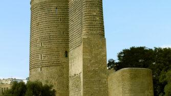 torre della vergine baku