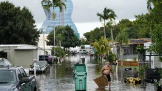 L'Uragano Eta arriva in FloridaL'Uragano Eta arriva in Florida (LaPresse)