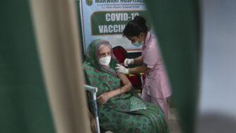 vaccini india