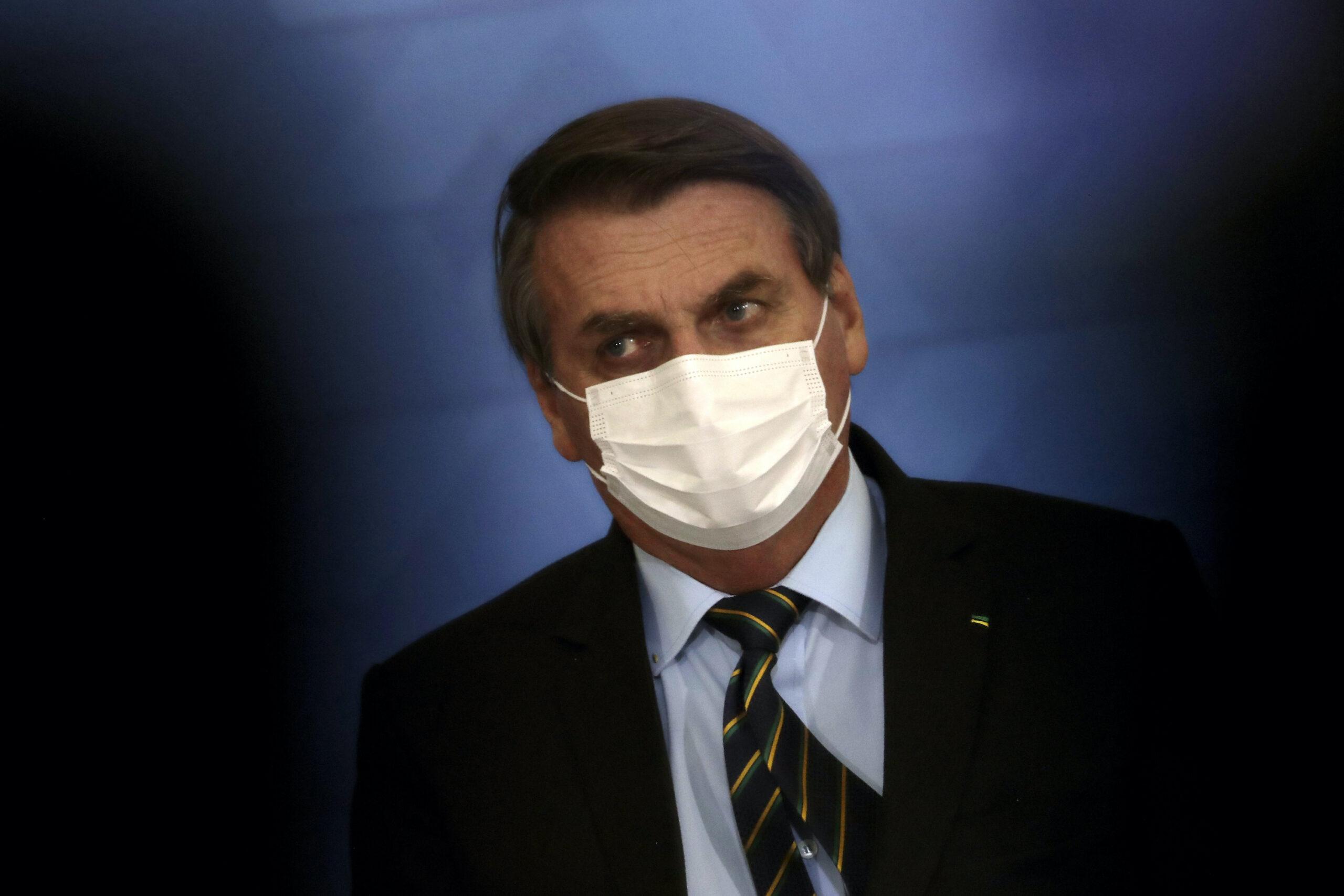 bolsonaro crisi politica brasile
