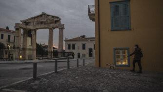 covid grecia lockdown