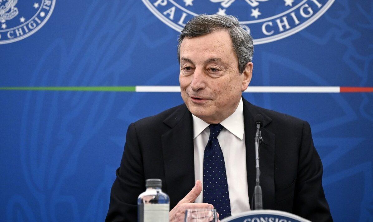 Mario Draghi (La Presse)