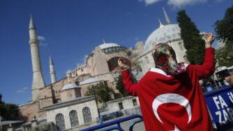 mosche europa turchia
